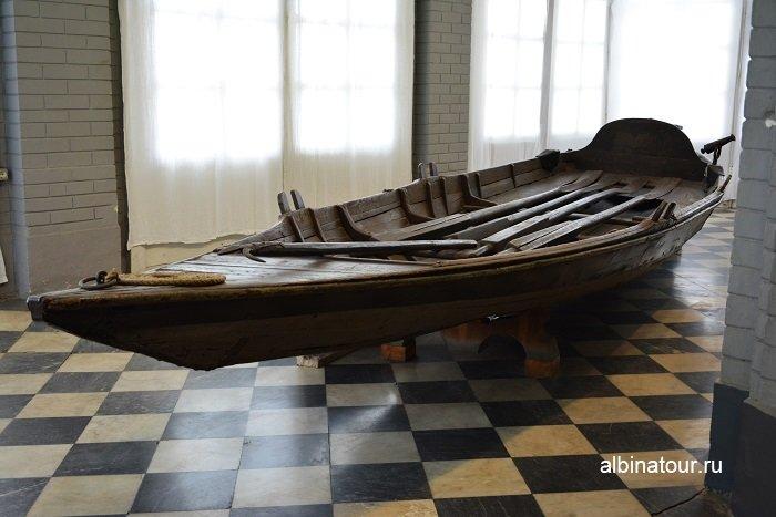 Фото Лодка-верейка Петра I