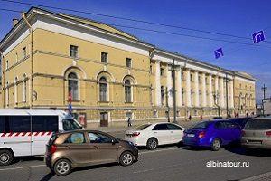 Зоологический музей в Санкт Петербурге