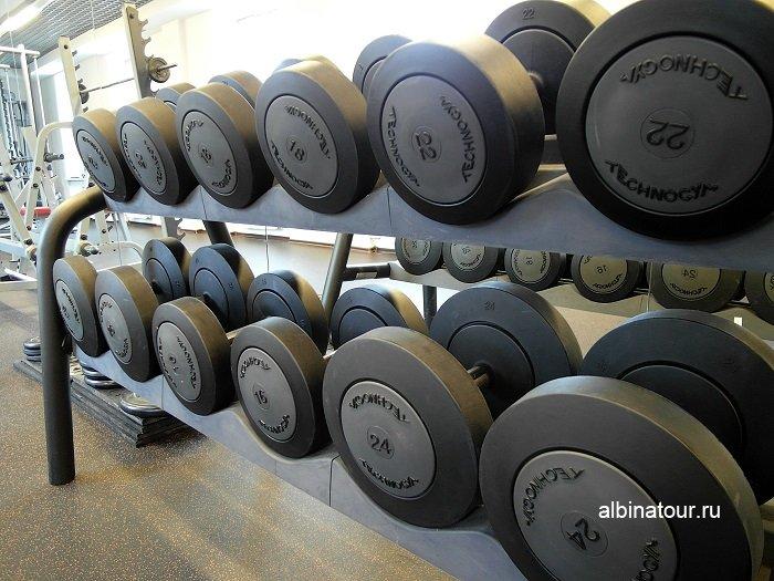Фото Fitness зона оборудование фирмы Technogym Форрестмикс | ForRestmix club СПб