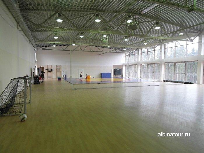 Фото большой спортивный зал Форрестмикс | ForRestmix club СПб