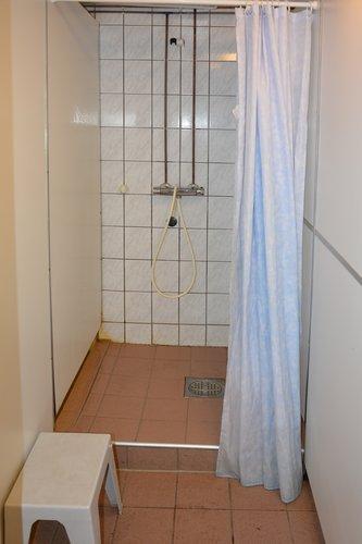 Фото душ душевая кабинка в Хухтинием | Huhtiniemi camping в Лаппеенранте