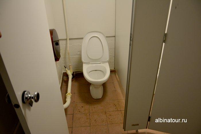 Фото туалетные кабинки в Хухтинием | Huhtiniemi camping в Лаппеенранте