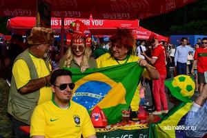 талисманы чемпионатов мира по футболу