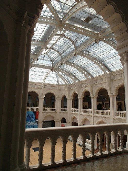 Венгрия Будапешт дворец –музей прикладного искусства - Iparmuveszeti Muzeum.