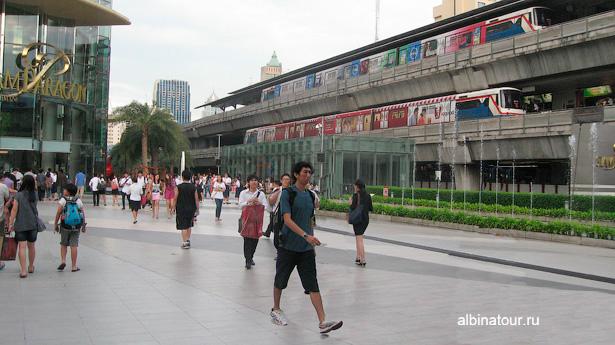 Бангкок торговый комплекс Siam Paragon