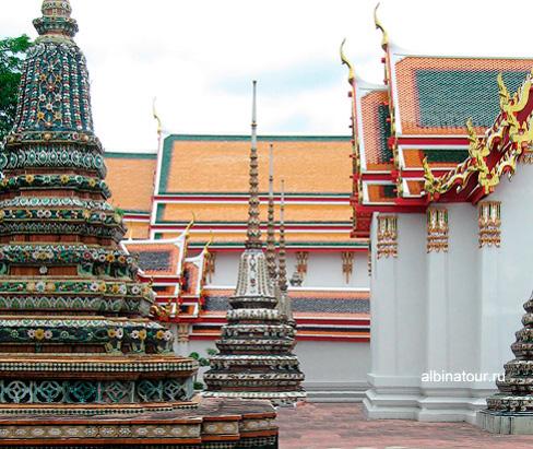 Бангкок монастырь Ват По