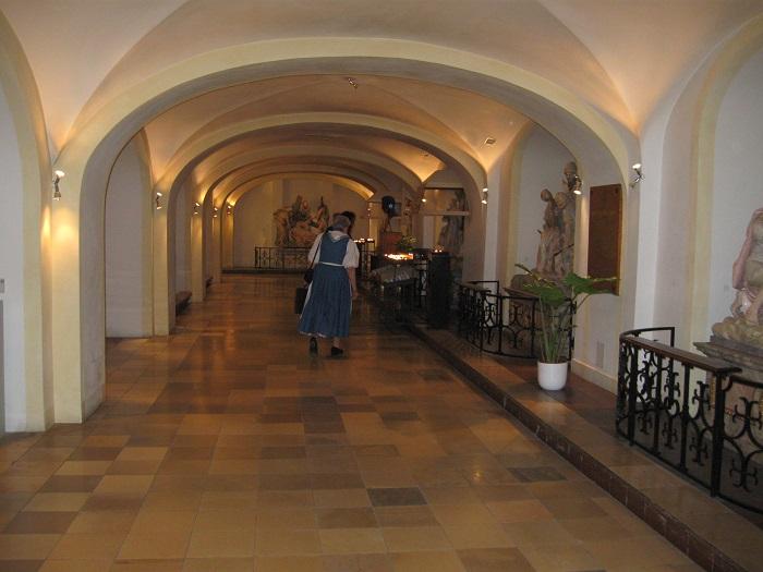Германия пивной ресторан Hofbräuhaus Мюнхен