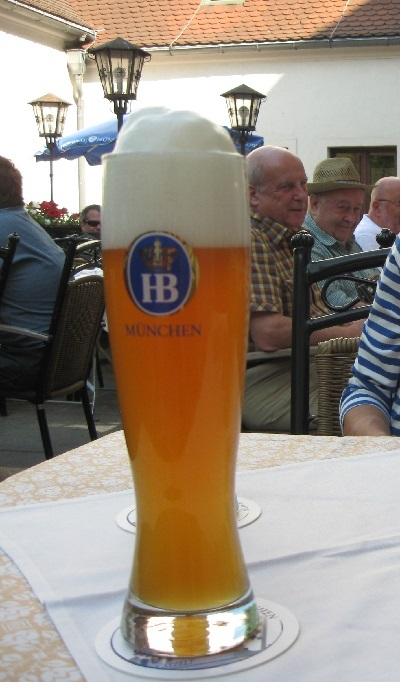Германия Мюнхен Весёлые немцы