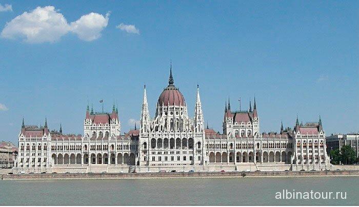Венгрия здание Венгерского парламента