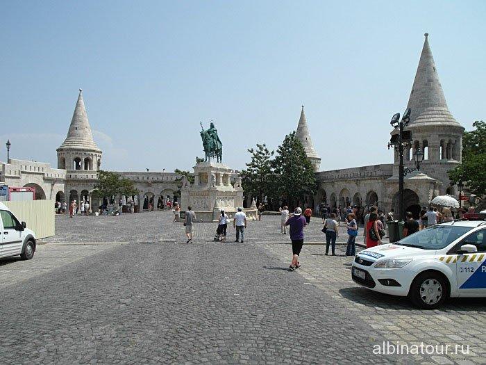 Венгрия Рыбацкий бастион Будапешт