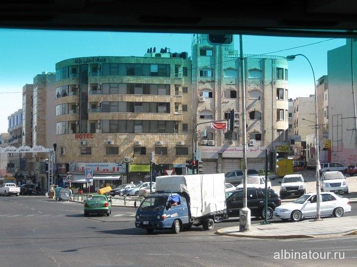 Вид города Акаба