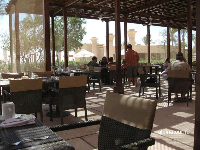 Египет   Таба   отель  Софитель ресторан Алладин 4