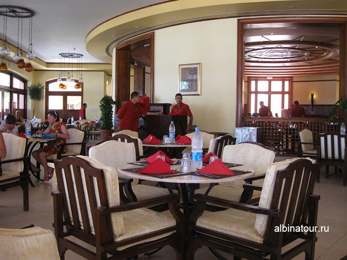 Египет   Таба   отель  Софитель ресторан Алладин
