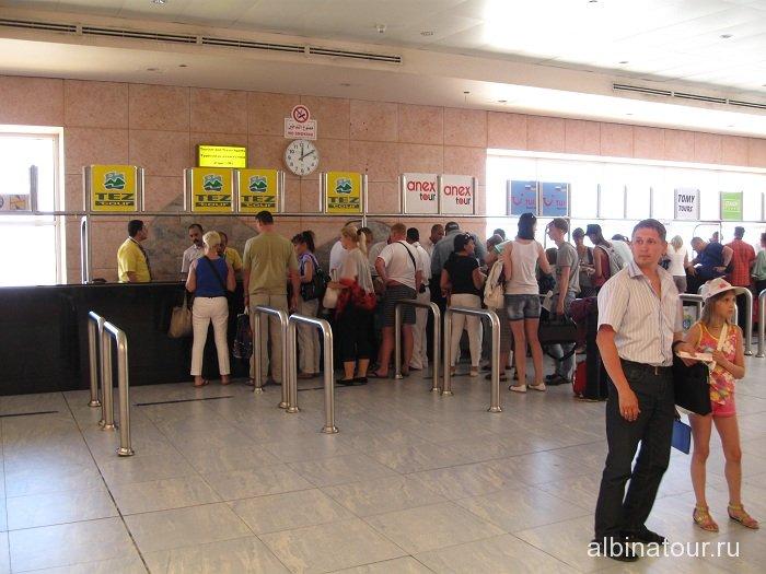 Египет Шарм-эль-Шейх аэропорт
