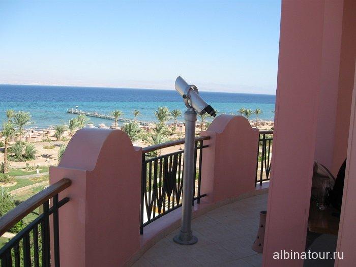 Египет   Таба   отель  Софитель смотровая площадка