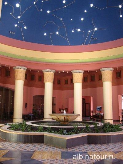 Египет   Таба   отель  Софитель  лобби 4