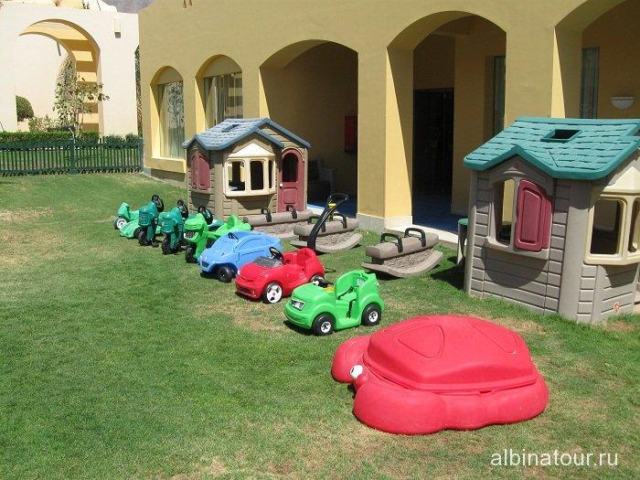 Египет   Таба   отель  Софитель детский клуб 2