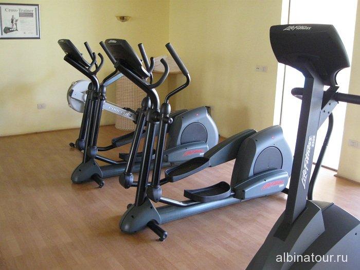 Египет   Таба   отель  Софитель фитнес зал 2