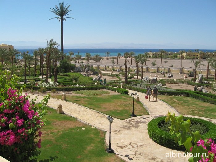 Египет   Табу номер в отеле  Софитель 12