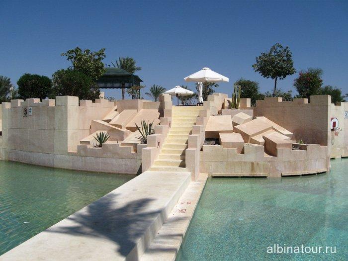Египет Таба Софитель остров 1