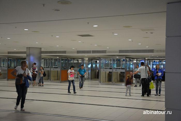 Турция Анталия Аэропорт 2