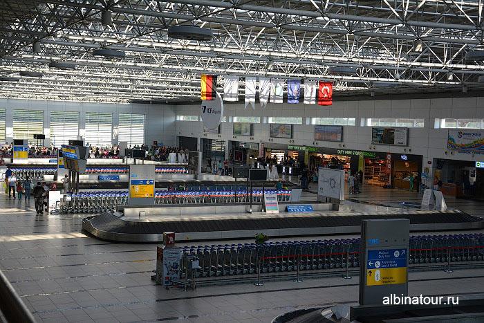 Турция Анталия Аэропорт 3