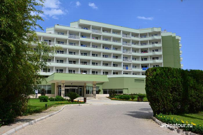 Турция Кемер отель Ма Бич 3