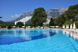 Турция Кемер отель Ma Biche бассейн