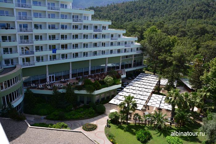 Турция Кемер отель Ma Biche бассейн 1