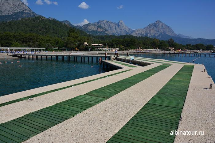 Турция Кемер отель Ma Biche пляж 13