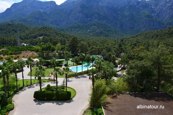 Турция Кемер отель Ma Biche аквапарк 22