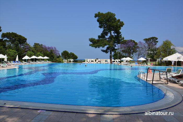 Турция Кемер отель Ma Biche бассейн 3