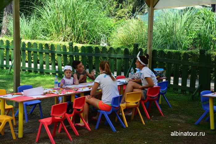 Турция Кемер отель Ma Biche детский клуб 26