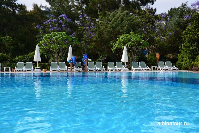 Турция Кемер отель Ma Biche бассейн 5