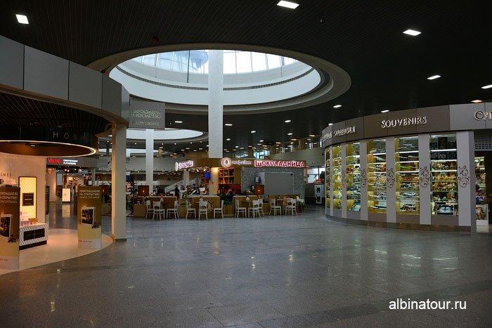 Россия аэропорт Пулково вылет в Калининград 6