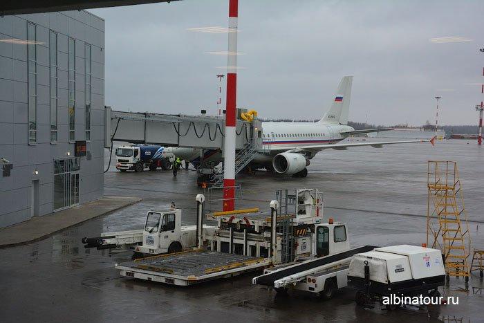 Россия аэропорт Пулково вылет в Калининград 7