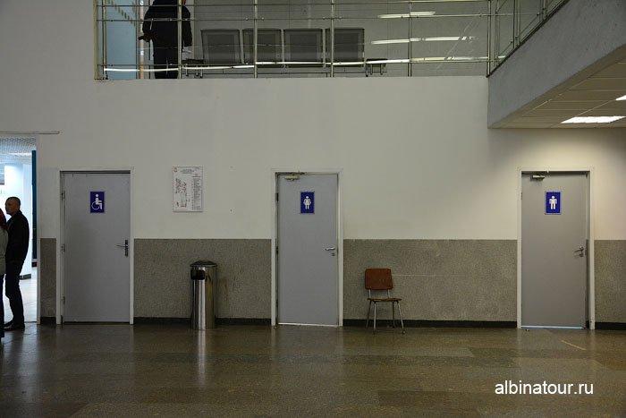 Россия аэропорт Храброво Калининград 8