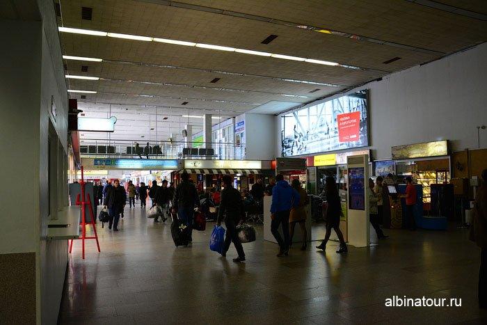 Россия аэропорт Храброво Калининград 9