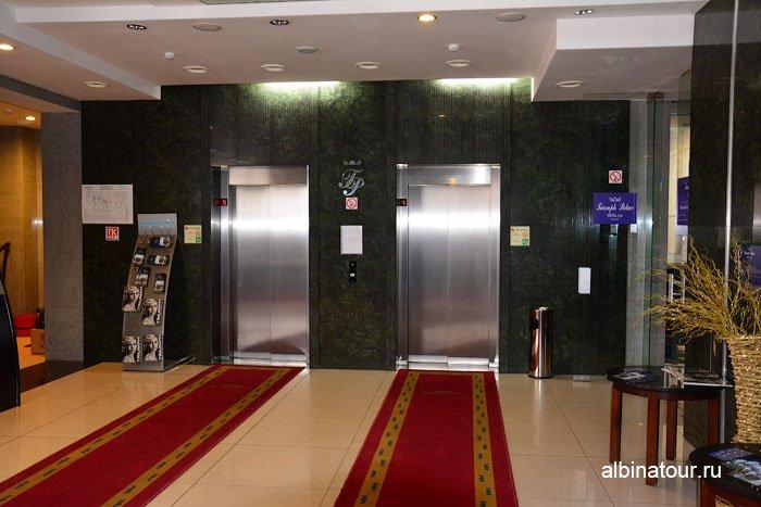 Россия  Калининград отель Триумф Палас 6