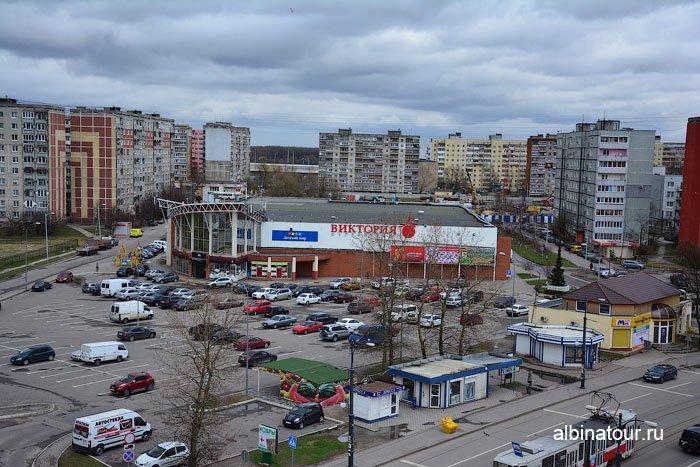 Россия Калининград рыбная деревня маяк 5