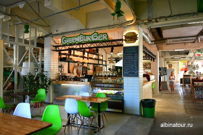 Россия Санкт-Петербург лофт проект этажи кафе