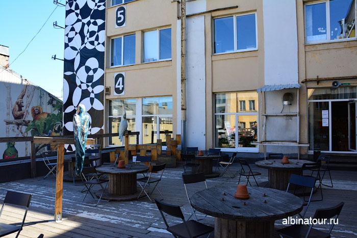 Россия Санкт-Петербург лофт проект этажи кафе 7
