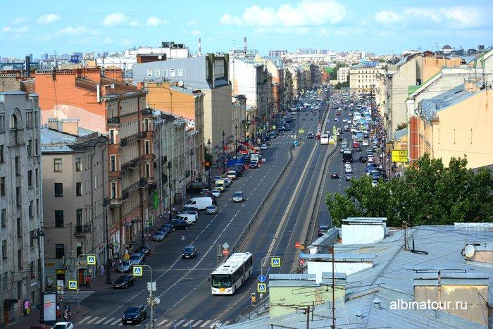 Россия Санкт-Петербург лофт проект этажи крыша 9