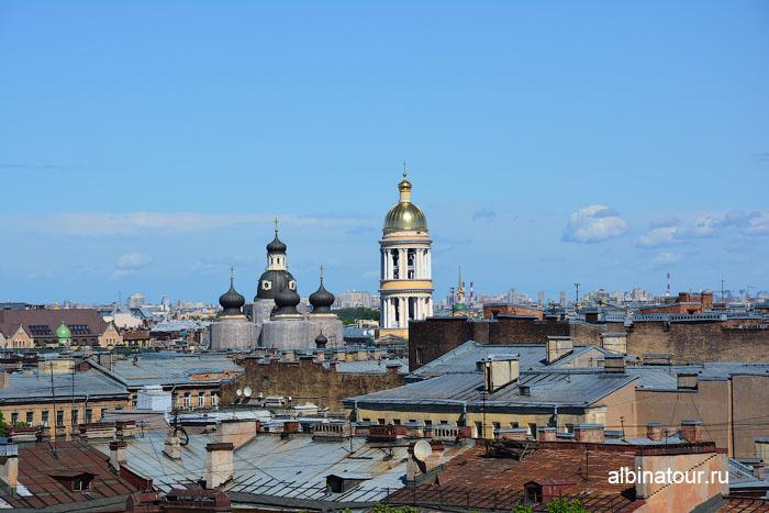 Россия Санкт-Петербург лофт проект этажи крыша 13