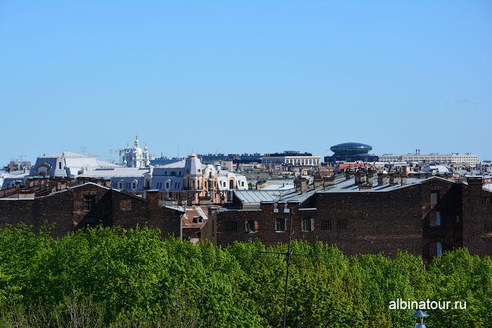 Россия Санкт-Петербург лофт проект этажи крыша 16