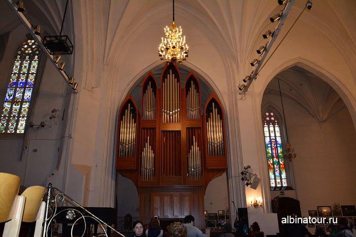 Россия концертный зал Кафедрального собора 4