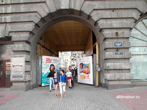 Петербург лофт проект этажи открытые ворота