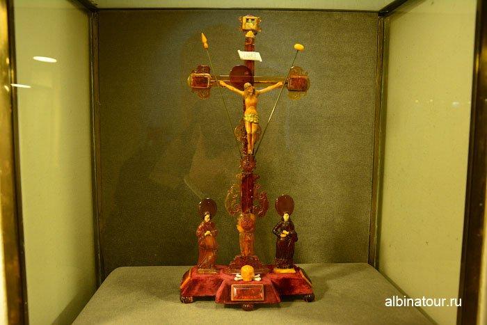 Россия Калининград музей янтаря 20