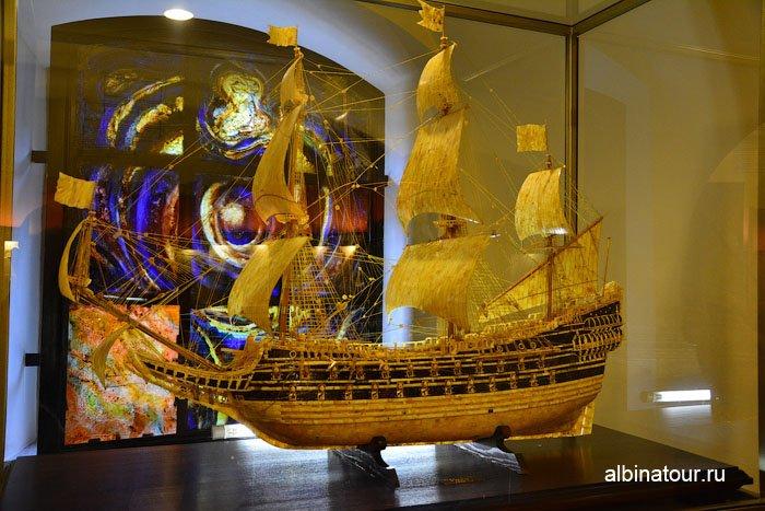 Россия Калининград музей янтаря 24