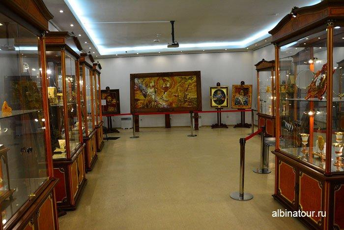 Россия Калининград музей янтаря 33